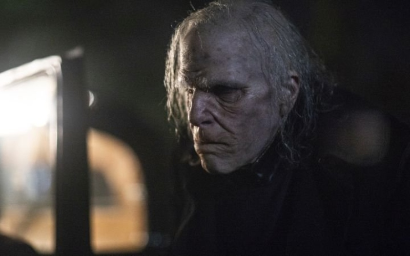 Zachary Quinto as Charlie Manx in NOS4A2