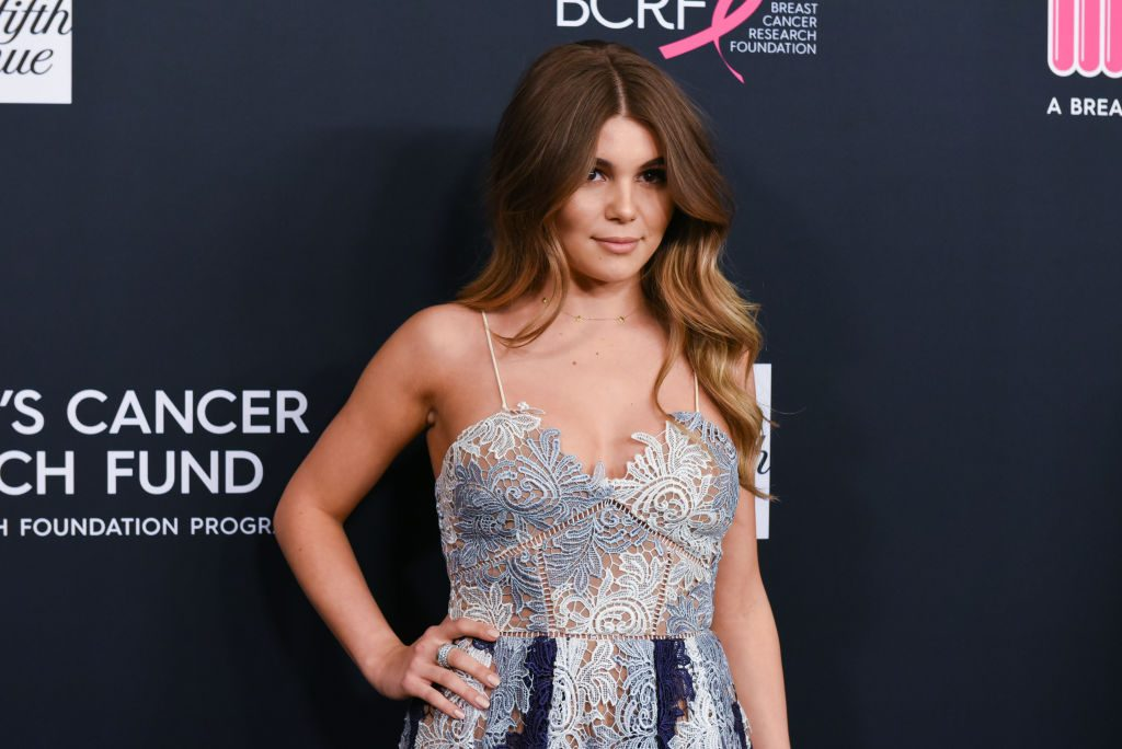 Olivia Jade | Presley Ann/Patrick McMullan via Getty Images