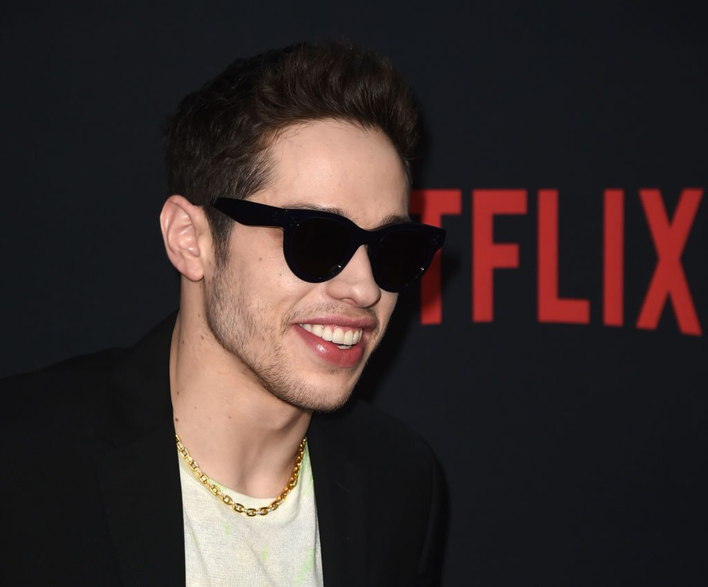 Pete Davidson|Kevin Winter/Getty Images