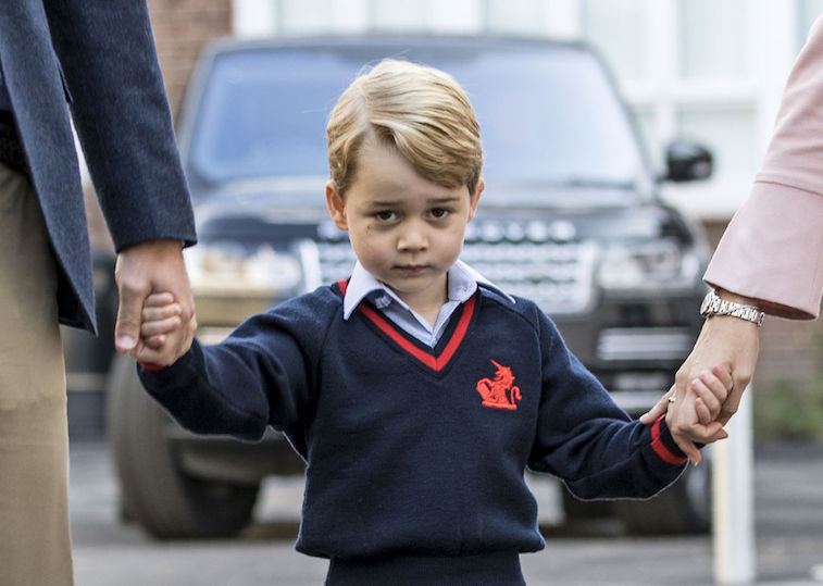 Is Prince George able to rule as a child? – neuck