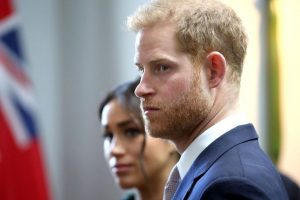 Are All of the Royal Rumors Putting Strain on Prince Harry and Meghan Markle's Marriage?