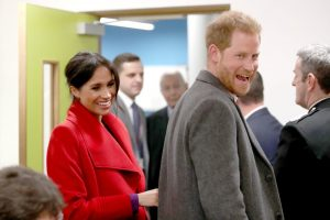 Will Prince Harry and Meghan Markle Keep Their Home at Kensington Palace?