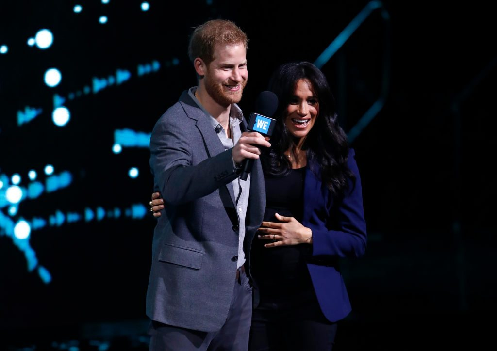 Prince Harry, Duke of Sussex and Meghan, Duchess of Sussex | John Phillips/Getty Images