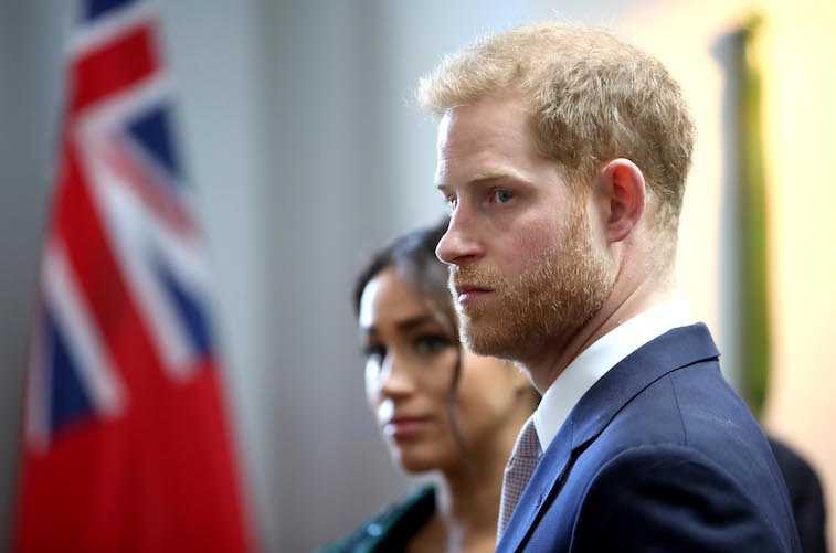 ] Prince Harry