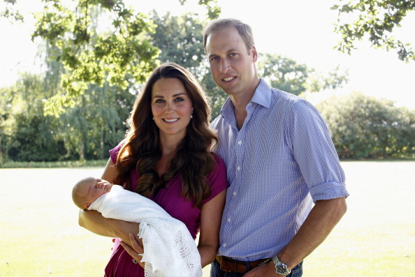 Prince William, Kate Middleton and family
