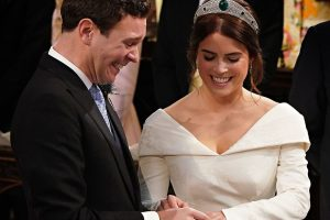 5 Things We Learned About Princess Eugenie's Wedding From the New Exhibit at Windsor Castle