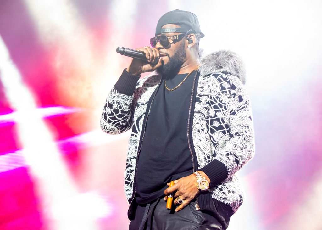 R. Kelly |Scott Legato/Getty Images