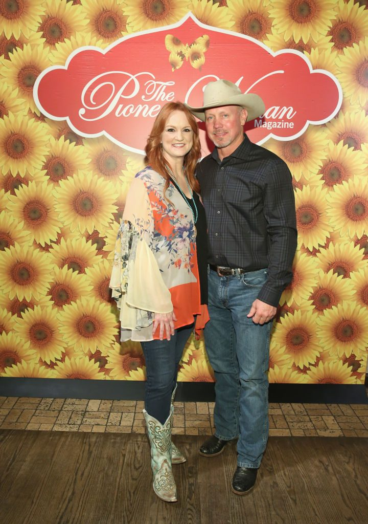Ree and Ladd Drummond|Monica Schipper/Getty Images for The Pioneer Woman Magazine
