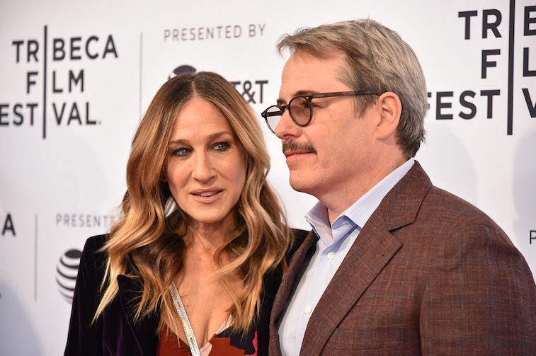 How Long Have Matthew Broderick And Sarah Jessica Parker