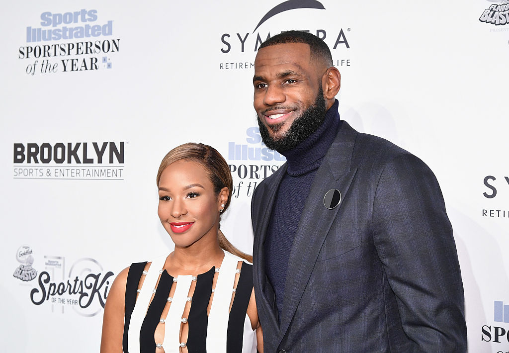86b39fc0ad3 How Long Have LeBron James and His Wife Been Married and How Many Children  Do They Have