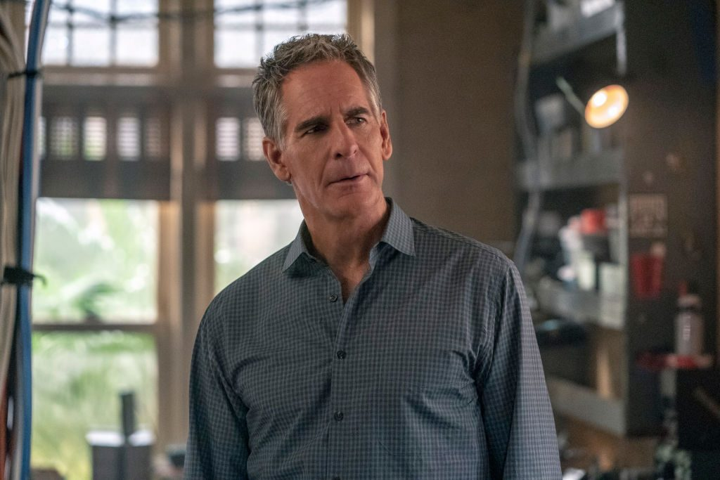 Scott Bakula as Agent Pride|Skip Bolen/CBS via Getty Images