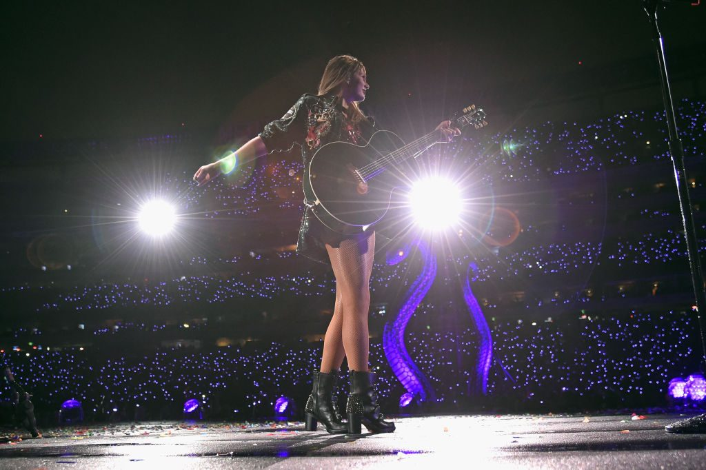 Taylor Swift   Kevin Mazur/TAS18/Getty Images for TAS
