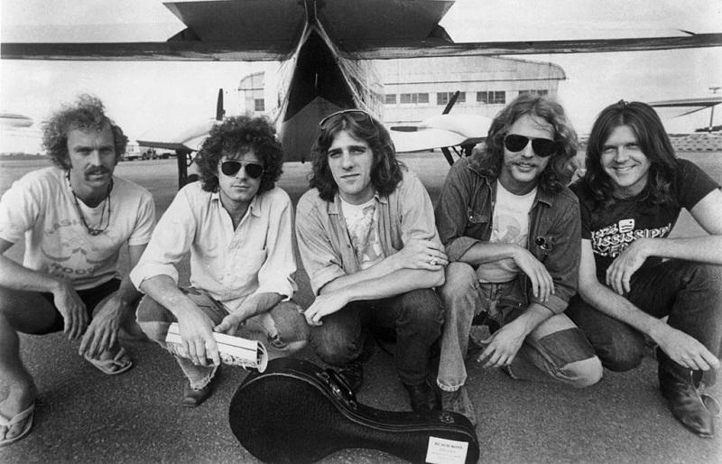 EAGLES; Bernie Leadon, Don Henley, Glenn Frey, Don Felder, Randy Meisner