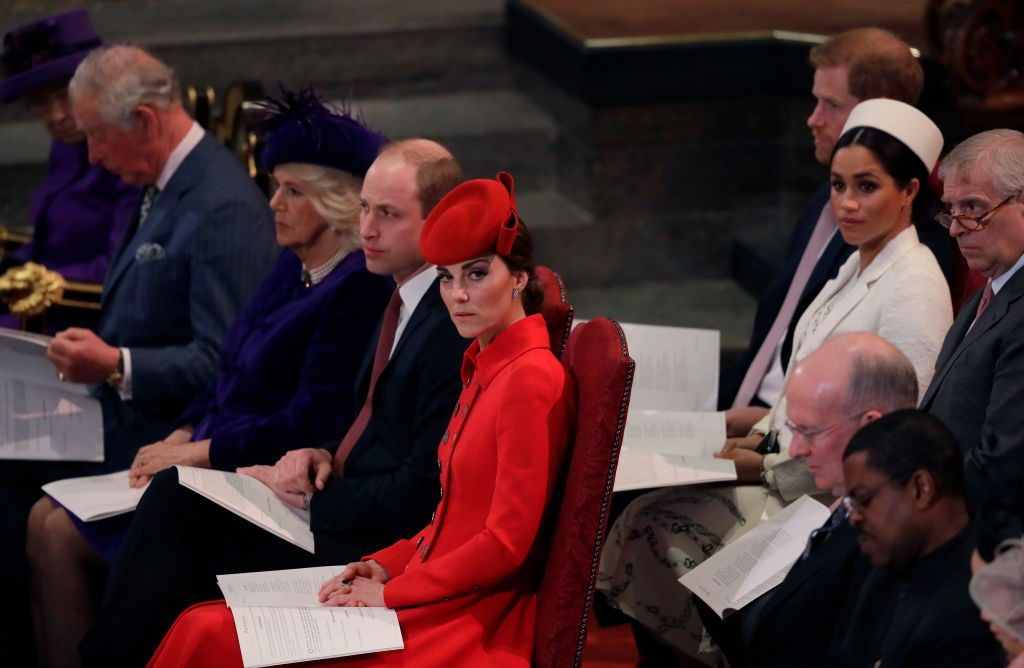 The Royals | Kirsty Wigglesworth - WPA Pool/Getty Images