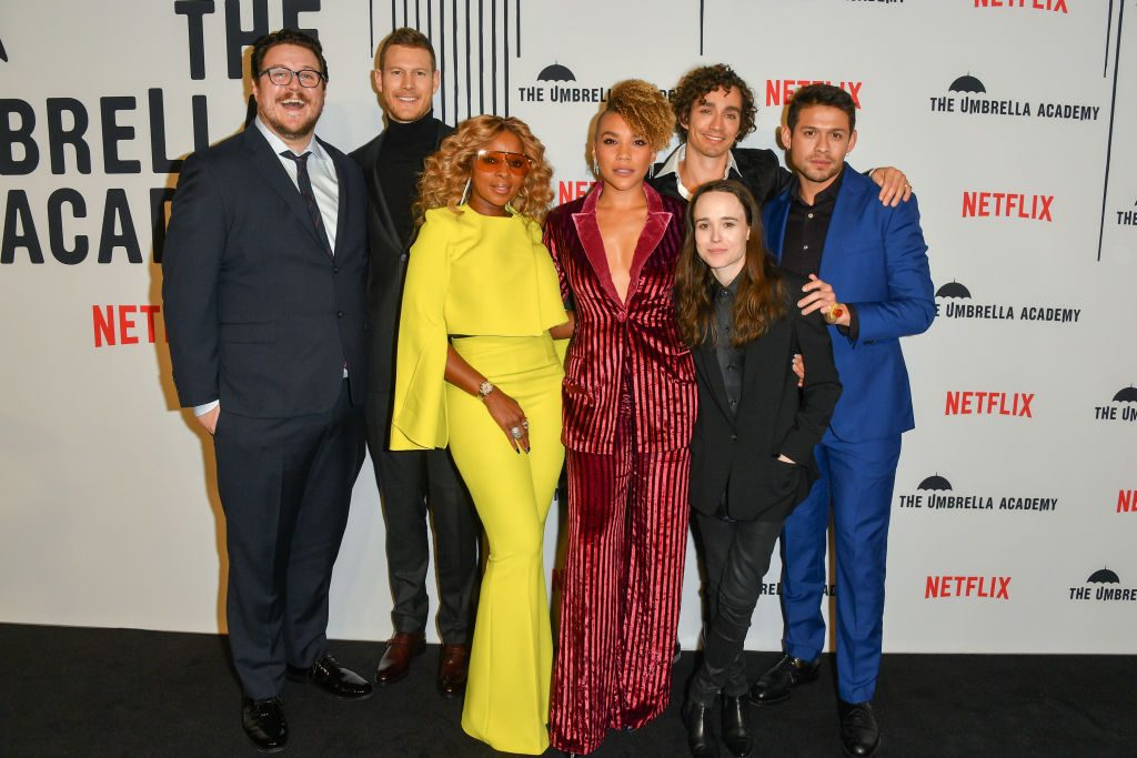 'The Umbrella Academy' Cast Use 1 Word to Describe Characters