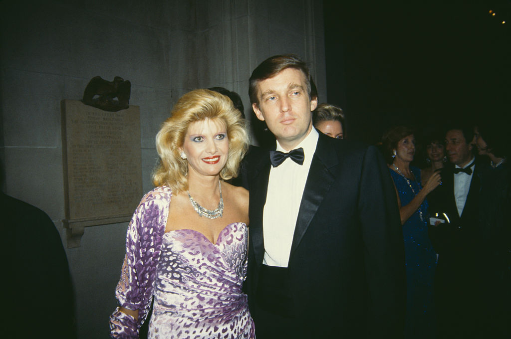 How Many Times Has Donald Trump Been Married?