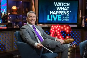 Fans Suggest Marie Kondo Needs To Help Andy Cohen Clean His Office