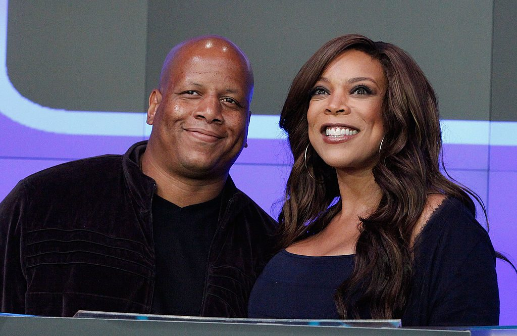 Wendy Williams and her husband
