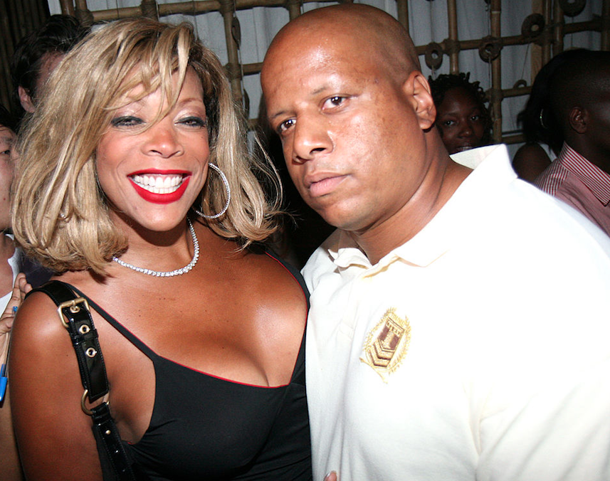 Wendy Williams and Kevin Hunter, her husband