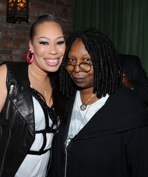 Who Is Whoopi Goldberg S Daughter The View Host Calls Alex Martin Her Best Friend