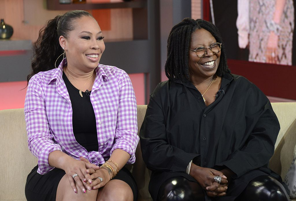 Whoopi and Alex