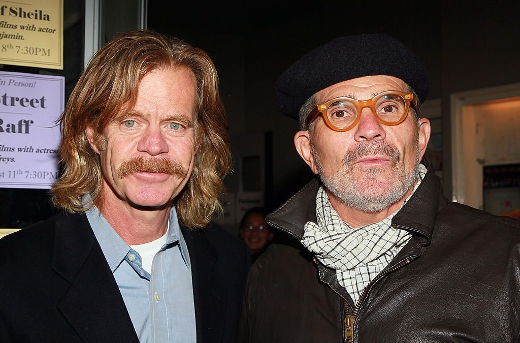 William H. Macy et David Mamet