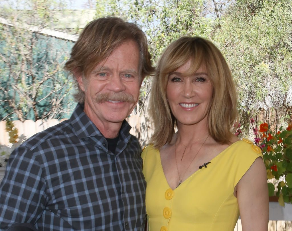 William H. Macy and Felicity Huffman| David Livingston/Getty Images