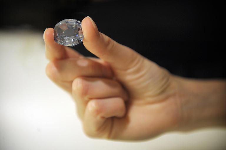 Wittelsbach-Graaf diamond