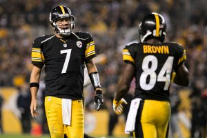 Why Does Antonio Brown Really Hate Ben Roethlisberger?