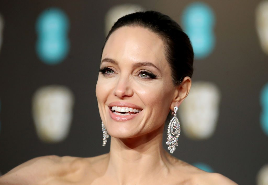 Angelina Jolie To Make Her MCU Debut With The Eternals