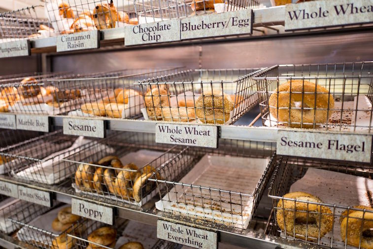 Here S Why Everyone Is Freaking Out Over A Tweet About Bagels