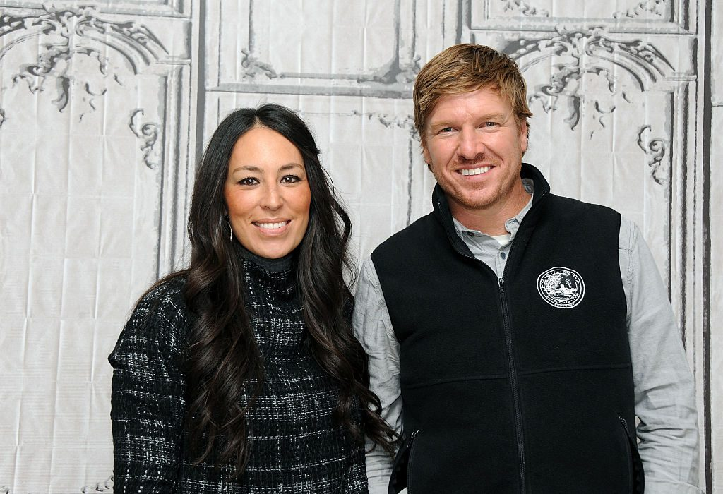 Chip and Joanna Gaines talk parenting.