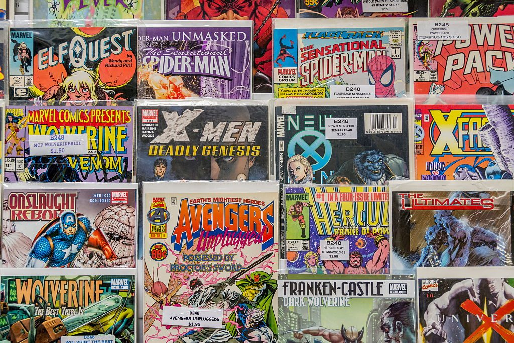 DC Comics or Marvel: Which Company's Net Worth Is Higher?