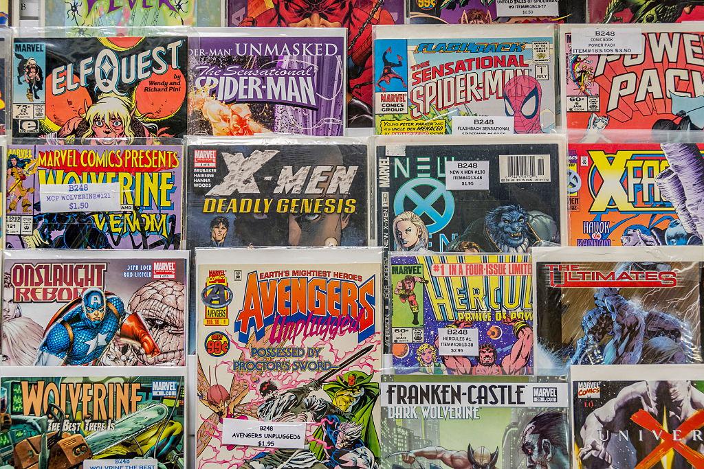 The First Ever Marvel Comics Marvel Comics Re-Presents