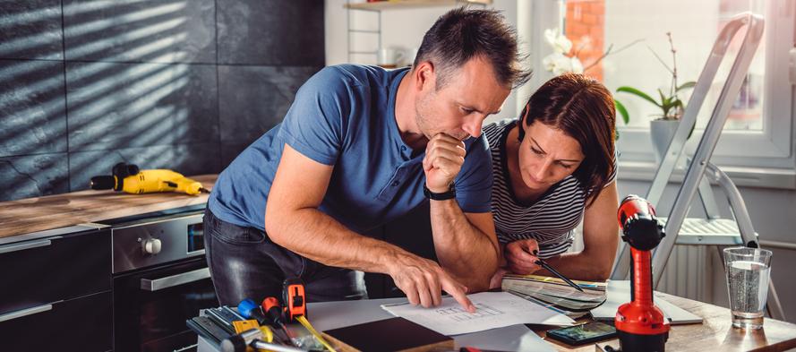 Inspecting blueprints
