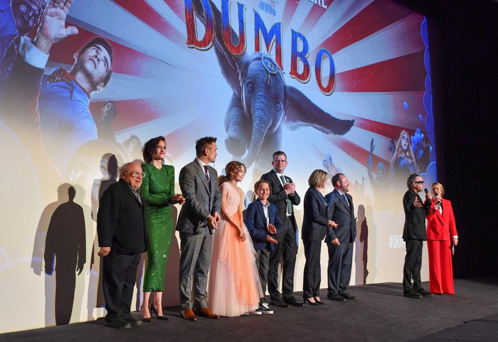 Dumbo premiere