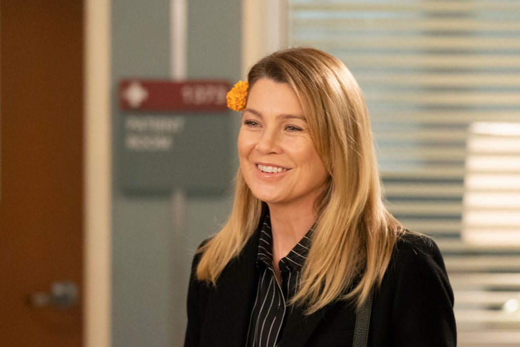Ellen Pompeo|Mitch Haaseth via Getty Images