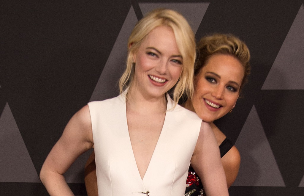 Jennifer Lawrence's Celebrity Friendships Over the Years