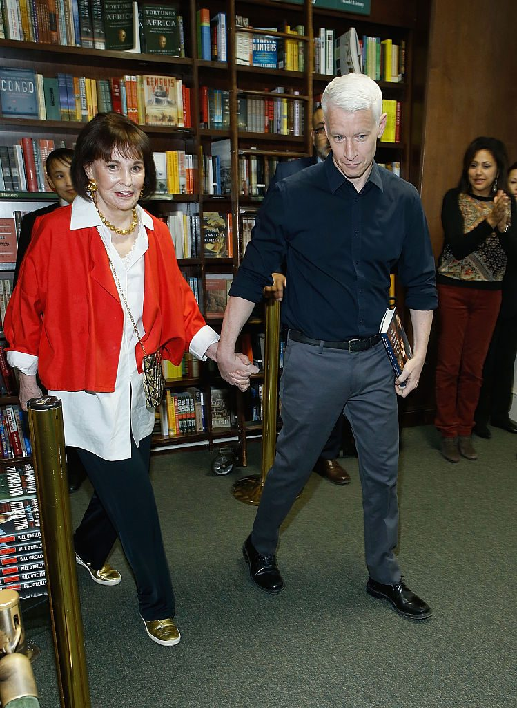 Will Anderson Cooper Inherit the Vanderbilt Fortune?