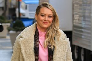 Hilary Duff Is Filming 'Younger' Season 6 But She's Missing Someone Special