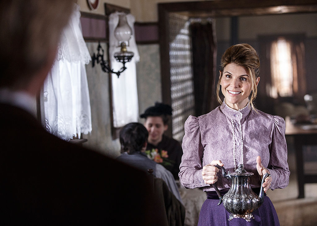 Lori Loughlin in When Calls the Heart