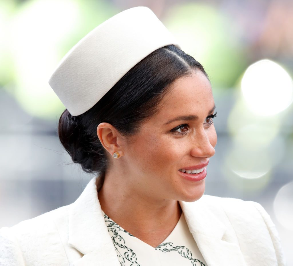 Meghan Markle at Commonwealth Day 2019.