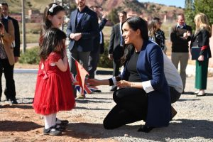 Adorable Meghan Markle Moments That Prove She Will be a Great Mother