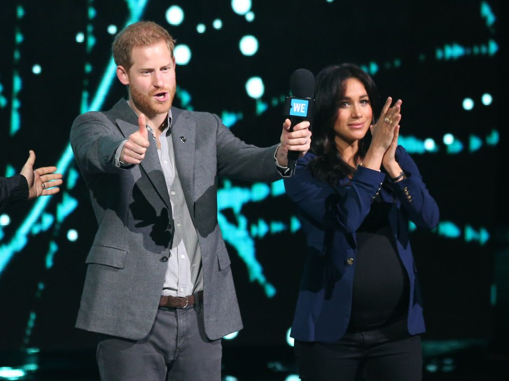 Prince Harry and Meghan Markle plan to hire a nanny.