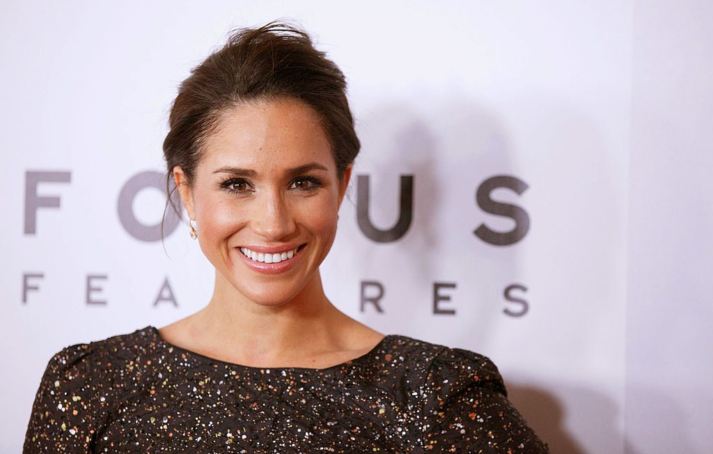 Meghan Markle at NBC Universal's 70th Golden Globes After Party