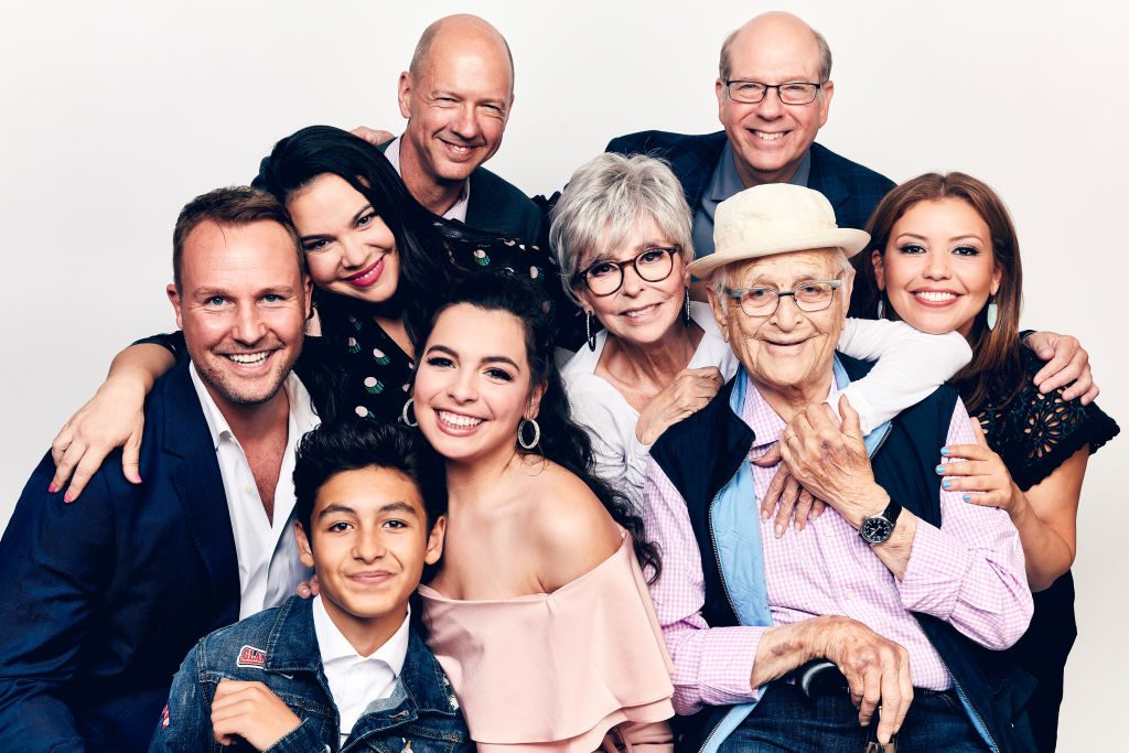One Day At A Time cast and crew