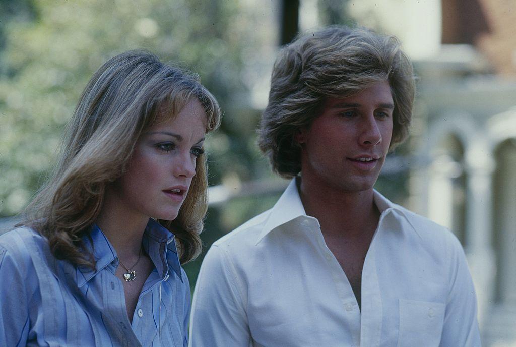 Pamela Sue Martin and Shaun Cassidy
