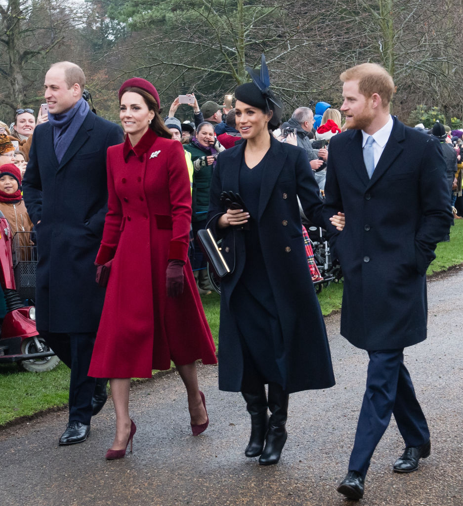 Image result for kate william harry and meghan