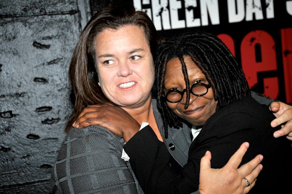 Rosie O'Donnell Says Whoopi Goldberg Was Meanest Person on 'The View'