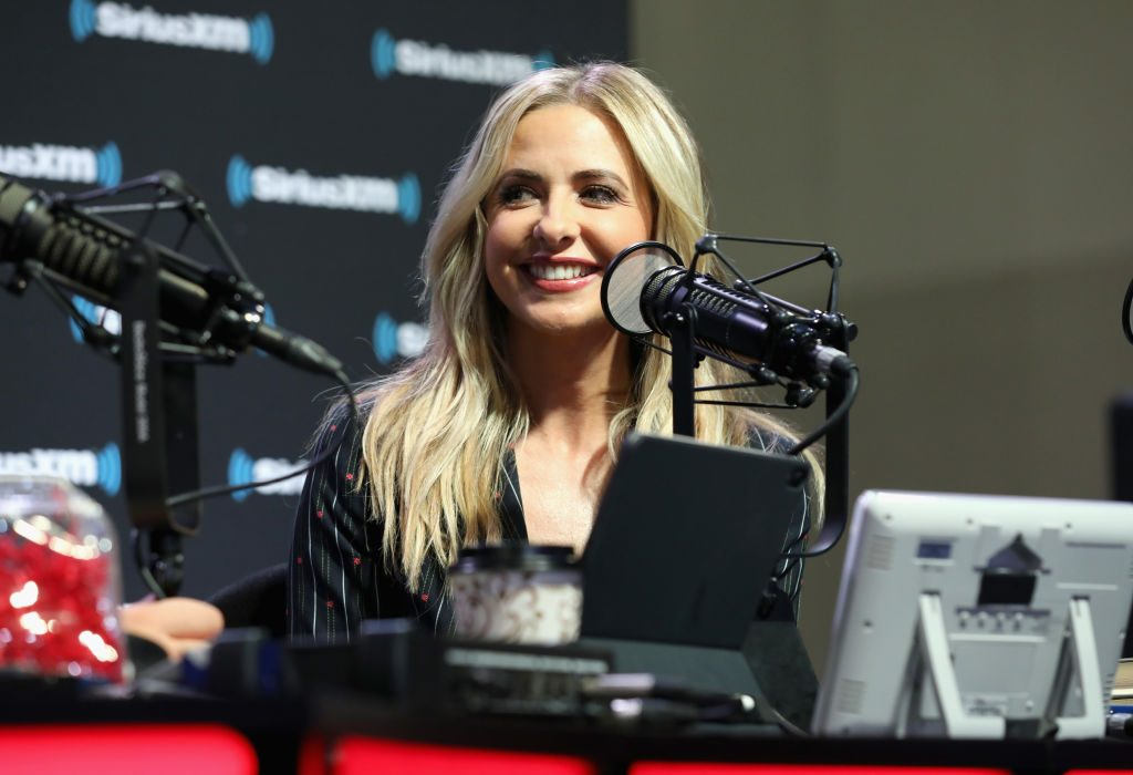 Sarah Michelle Gellar in 2019